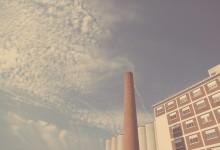 Smokestack + Sky