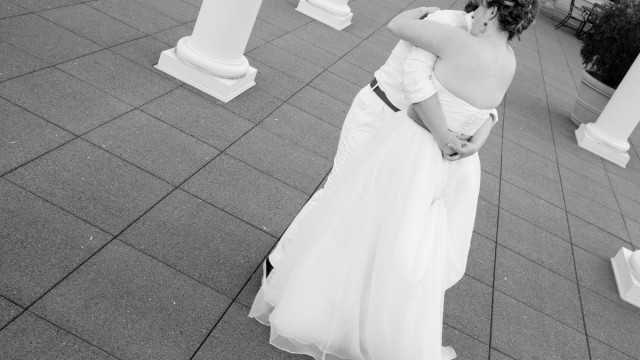 """Wedding Photography Feature from """"A Bicycle Built for Two"""""""