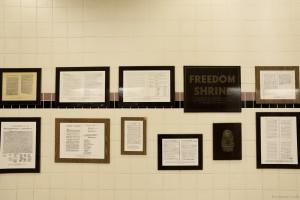 Day Nine - 'NoWhere, MN' - Freedom Shrine.