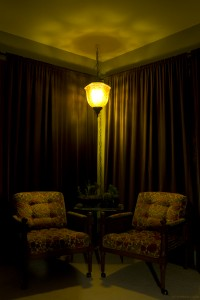 Day Ten - 'NoWhere, MN' - Living Room Corner