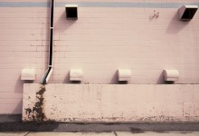 Day Seventy Seven, 'NoWhere, MN'. Behind a laundromat.